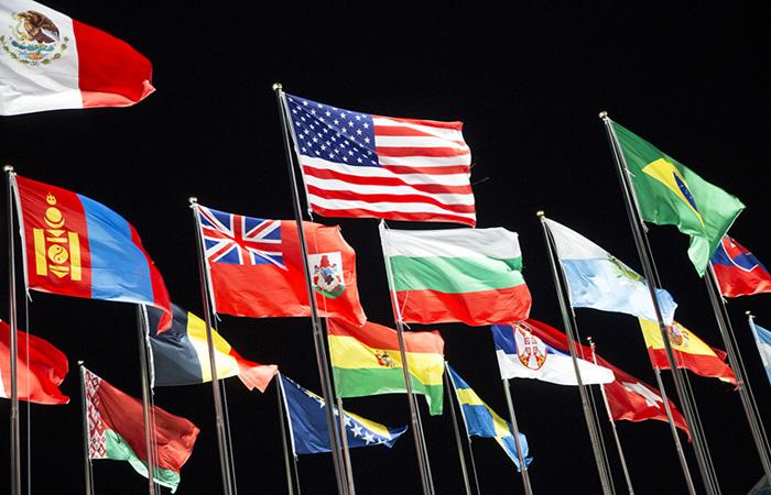 Xưởng may Cờ các nước, quốc kỳ các nước
