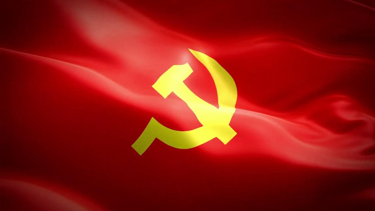 Xưởng may cờ Đảng